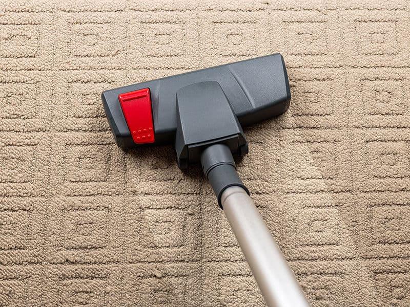 Vacuum Cleaner for High Pile Carpet