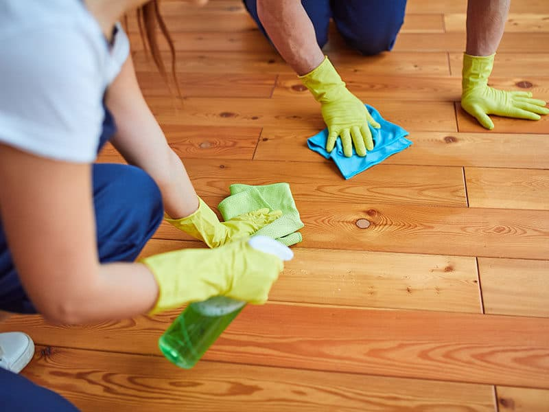 Linoleum Floor Cleaner Home