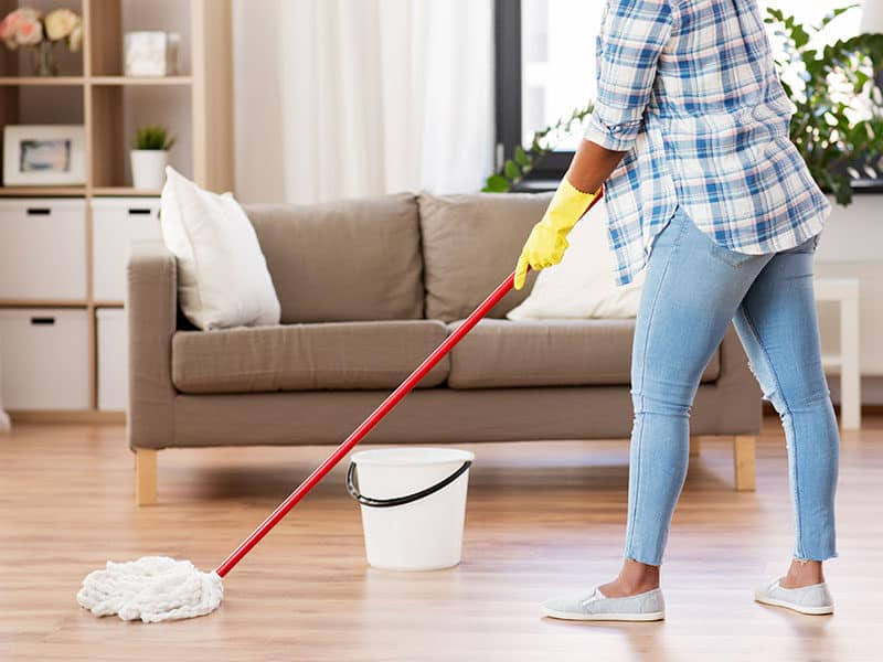 Linoleum Floor Cleaners
