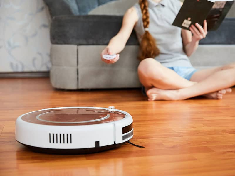Roomba for Hardwood Floors