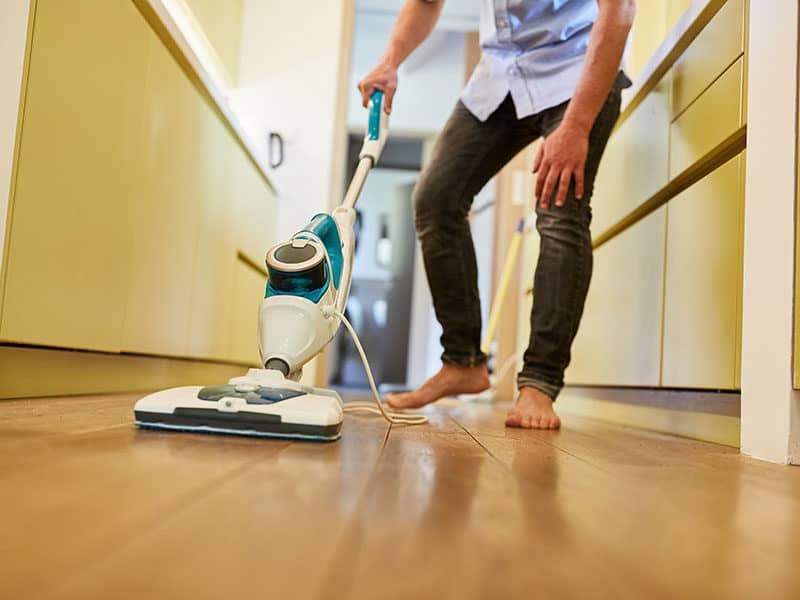 Steam Mop for Hardwood Floor