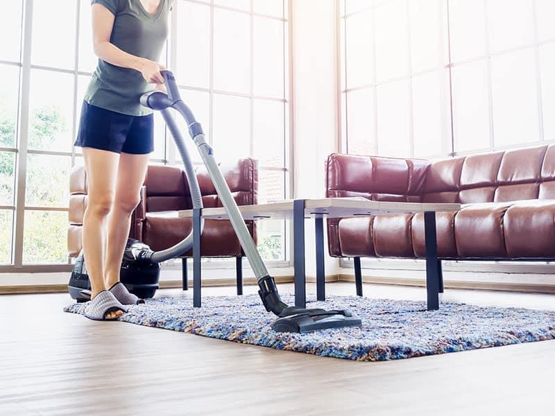 Vacuum Cleaner Under