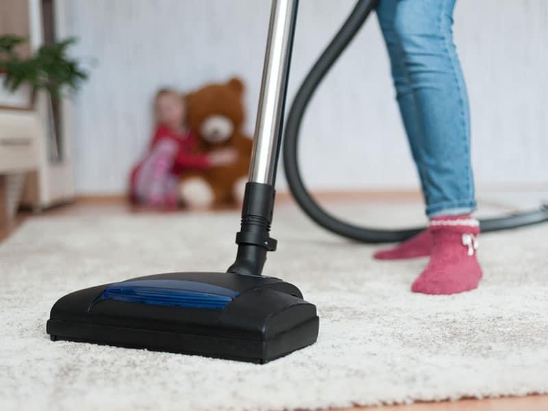 Vacuum for Hardwood Floors and Carpet
