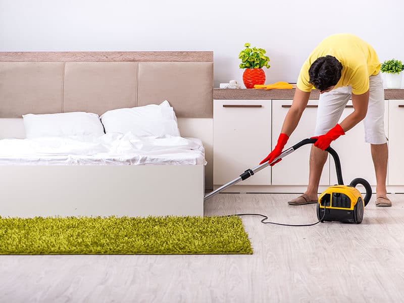 Vacuums for Cleaning Under Bed