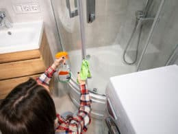 Best Shower Tile Cleaners