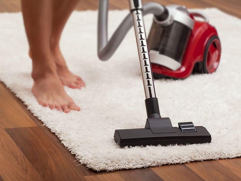 Heavy-Duty Vacuum Cleaner