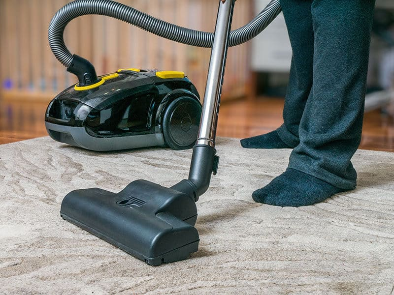 Lightweight Vacuums Cleaner for Elderly