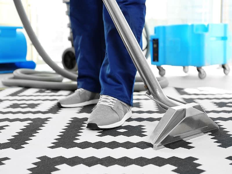 Vacuum for Soft Carpet