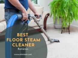 Best Floor Steam Cleaners