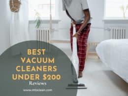 Best Vacuum Cleaners Under 0