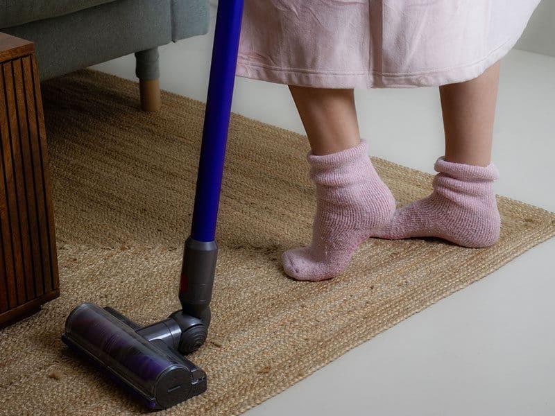 Cordless Vacuum for Tile Floors