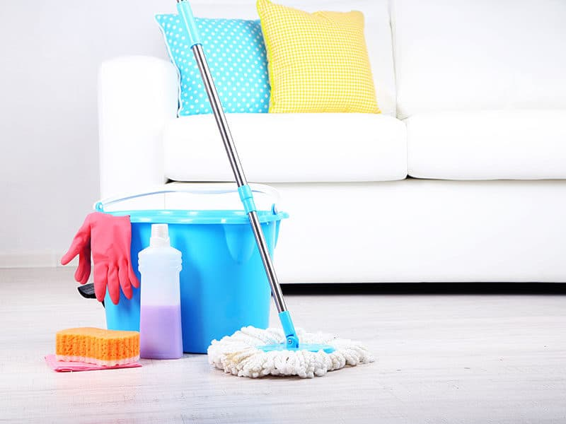 Laminate Floor Cleaner