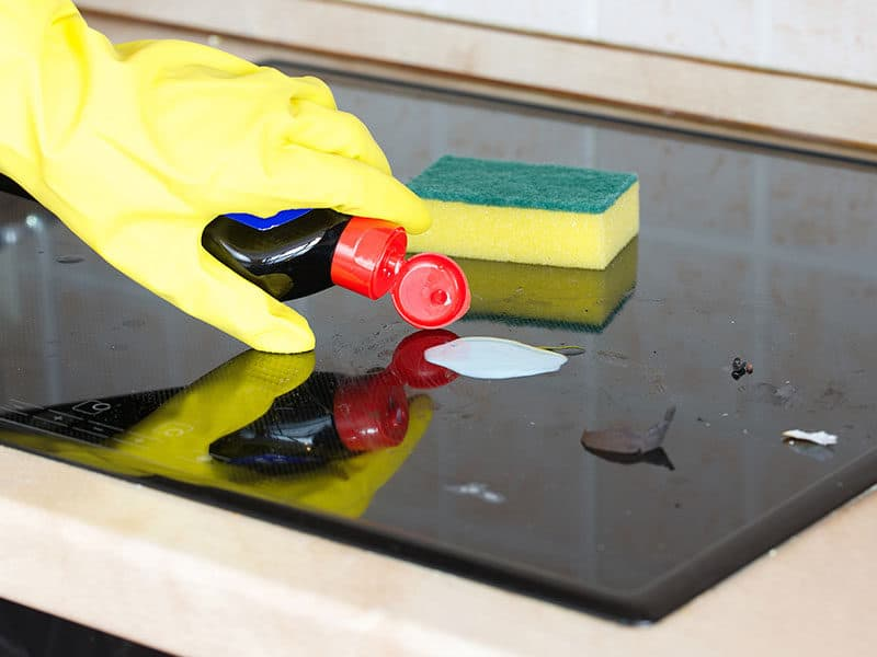 Stovetop Cleaner