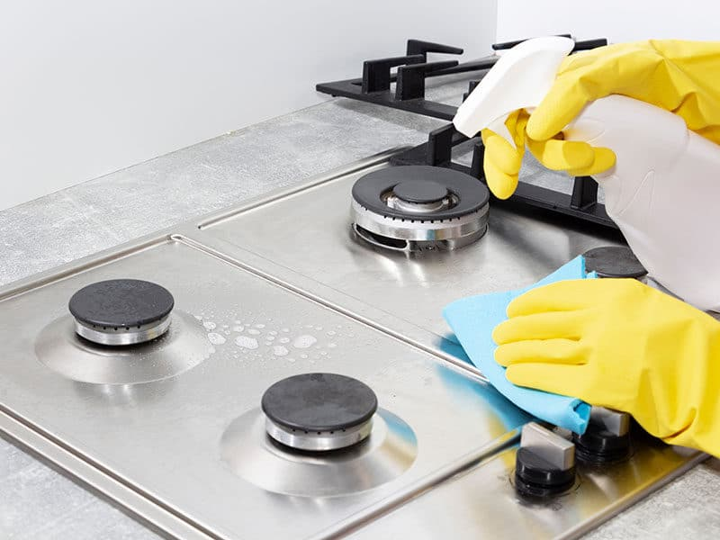 Stovetop Cleaners