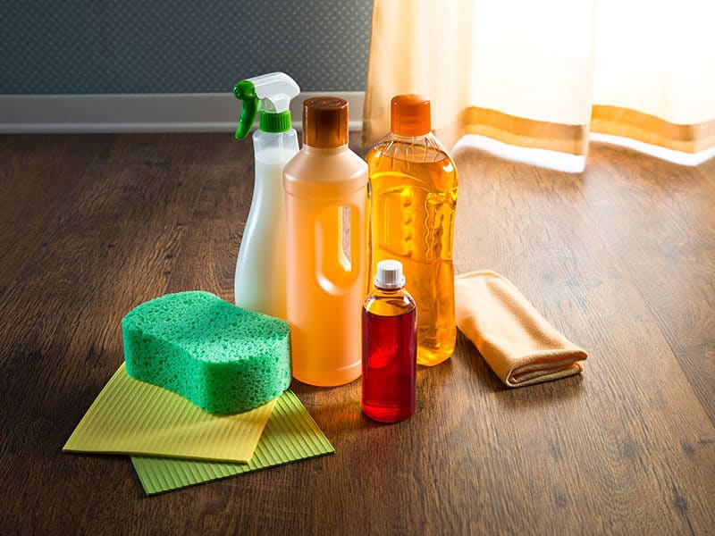 Wood Cleaners
