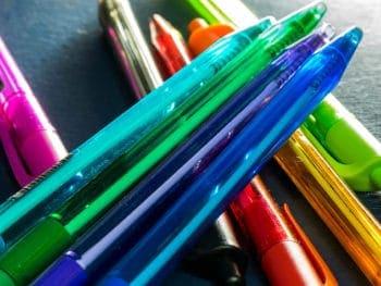 Ballpoint Pen Ink