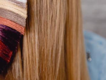 Hair Dye Stain
