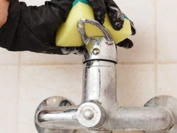 Hard Water Stain