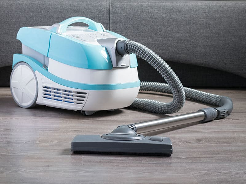 Modern Vacuum Cleaner function Dry