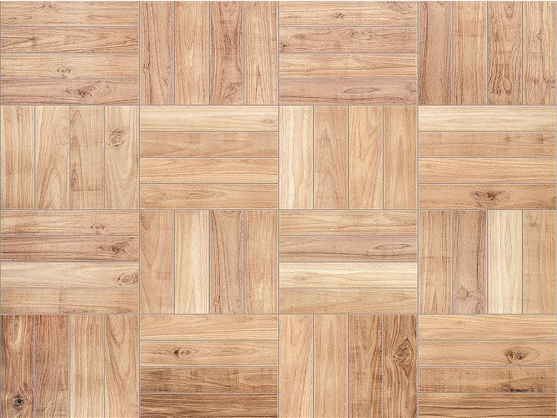 Basket Weave Style Flooring