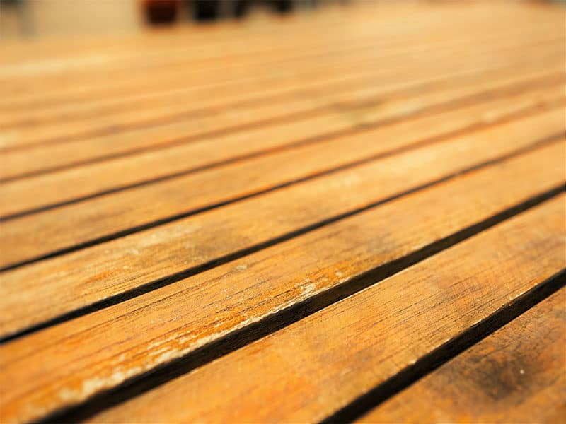 Blurry Wooden Floor Straight