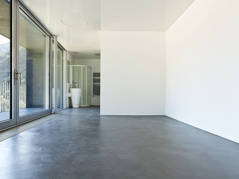 Concrete Floor Material