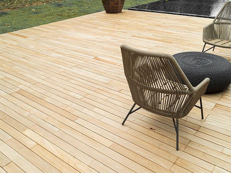 Flooring Teak Wood Outdoor