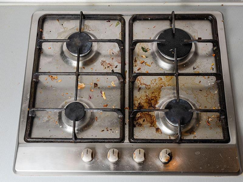 Gas Stove Kitchen Top