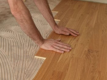 Install Hardwood Floors