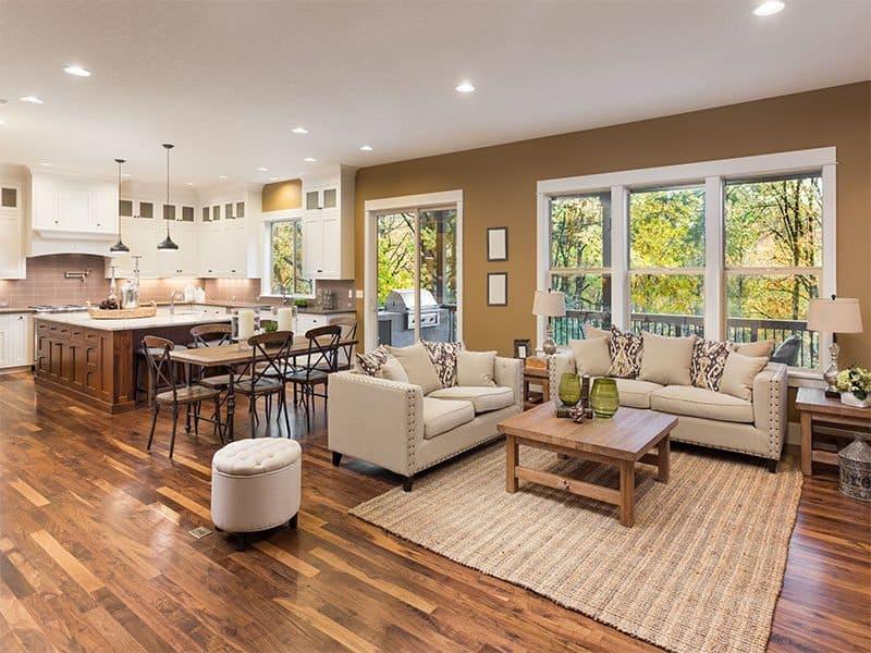 Interior Hardwood Floors