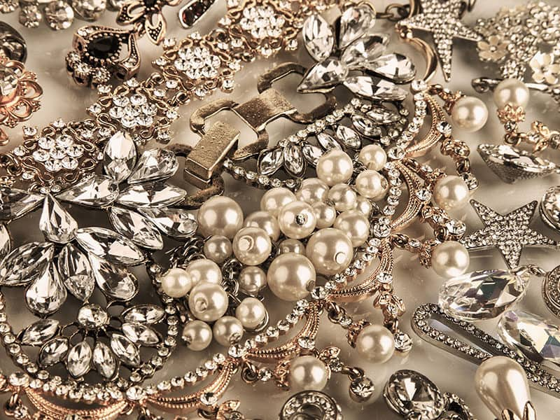 Jewelry Background Jewel