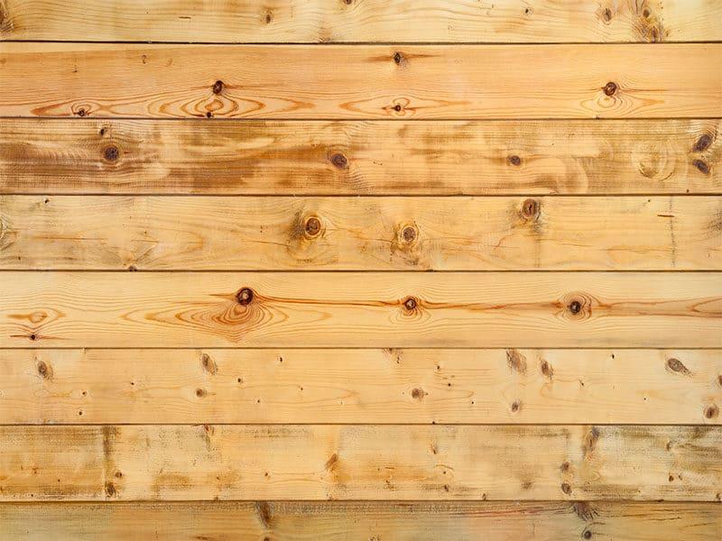 Natural Pine Wood Planks