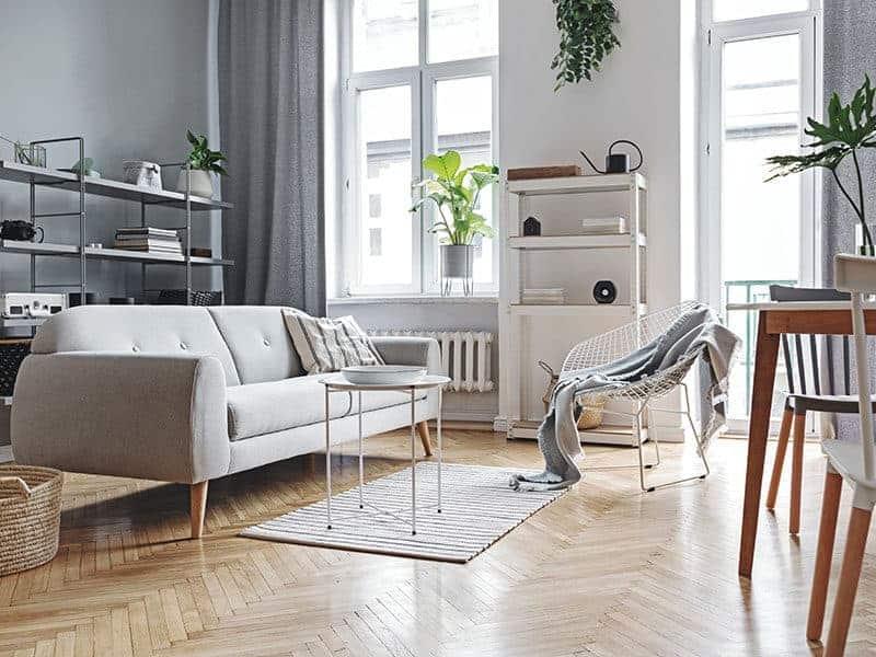 Nordic Living Room Design