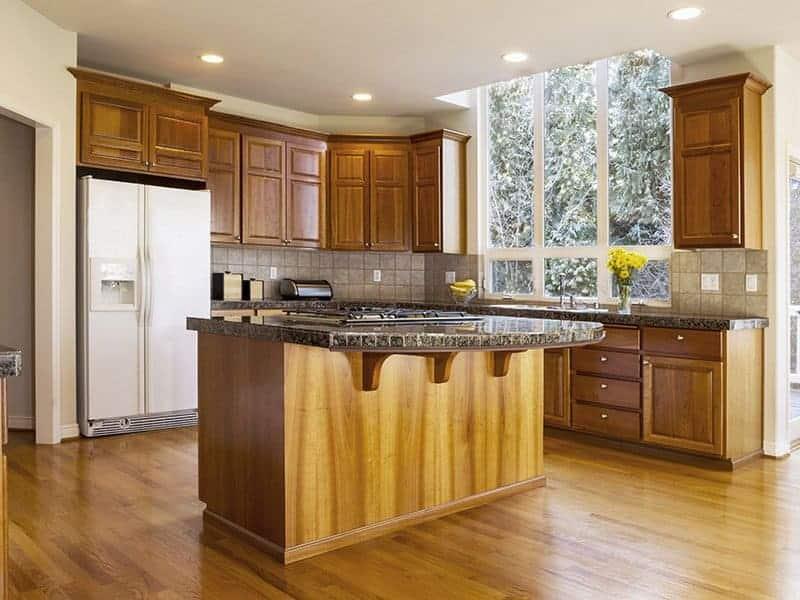 Red Oak Wooden Floors