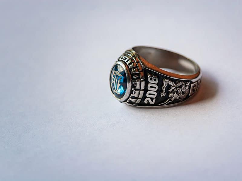 Ring Silver Jewelry Tarnish