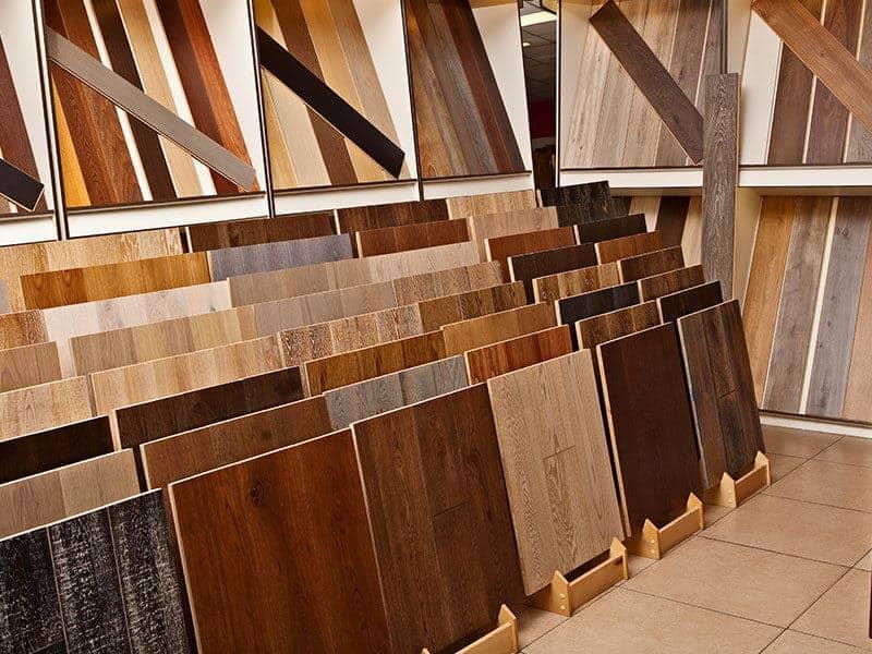 Sample Parquet Boards