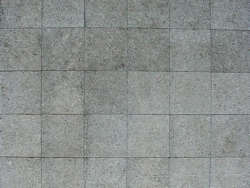 Unsealed Concrete