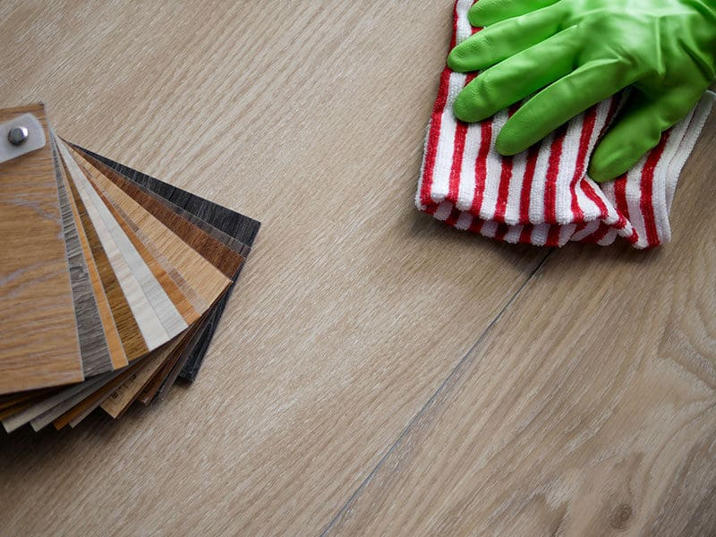 Vinyl Wood Tile