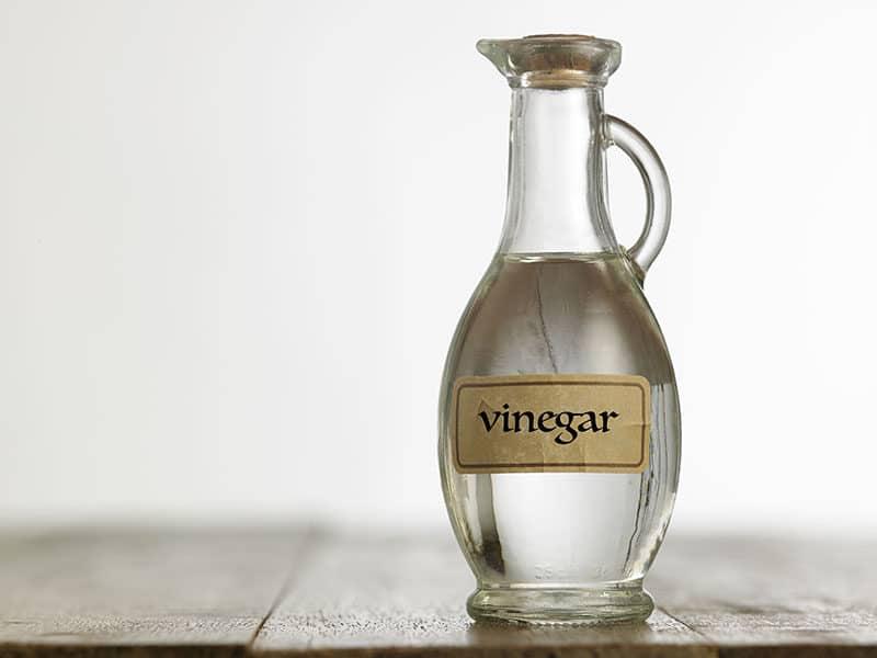 White Vinegar Clean