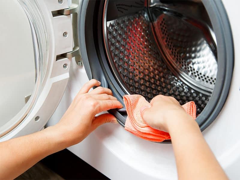 Wiping Cloth Washing Machine