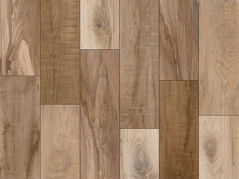 Wood Strip Texture Floor