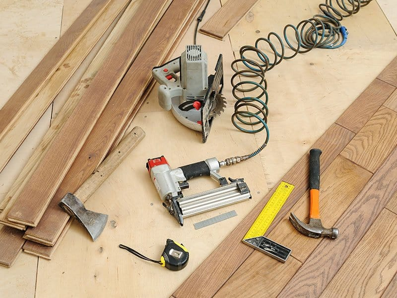 Wooden Floor Carpenters