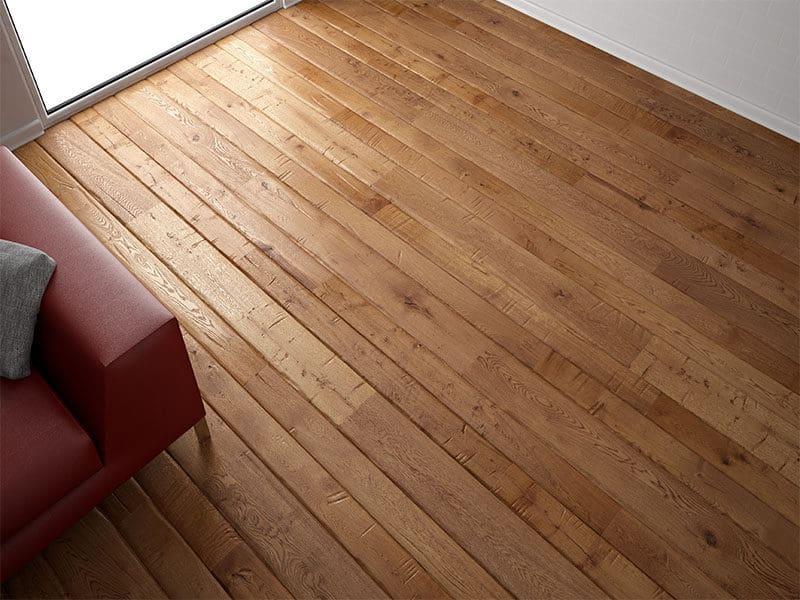 Wooden Floor Texture Red Leather