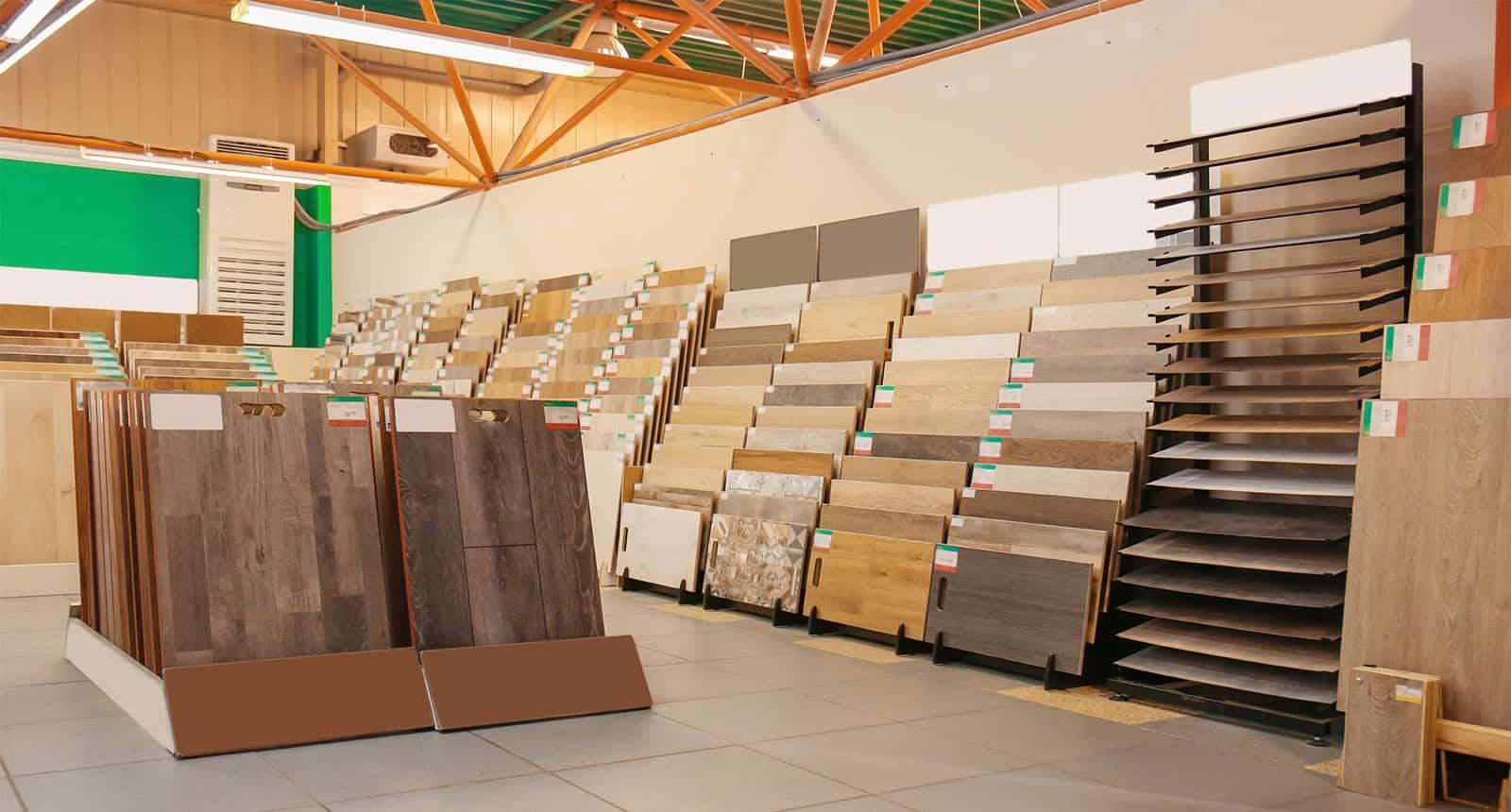 Assortment Laminated Flooring