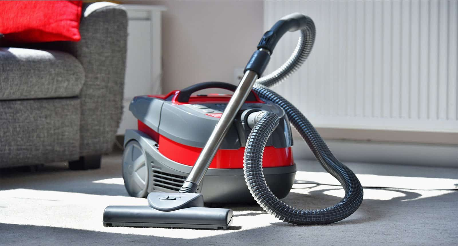 Canister Vacuum Cleaner Home