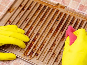 Grill Grates Clean