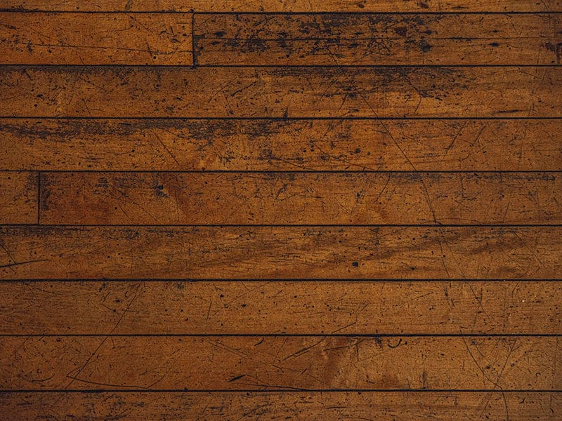 Yellow Wood Floor