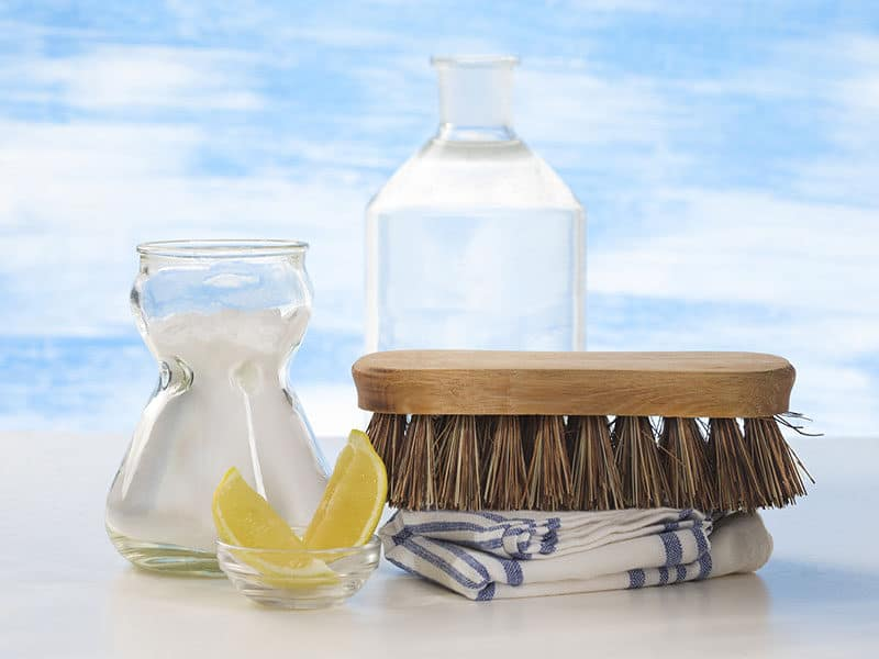 Ecofriendly Natural Cleaners